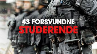 43 forsvundne studerende
